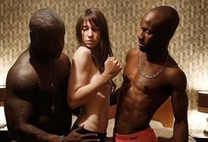 Charlotte Gainsbourg em cena de 'Ninfomaníaca' Foto: Divulgação