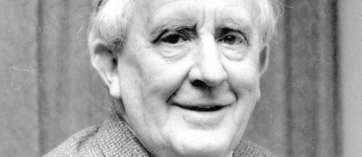 O escritor J.R.R. Tolkien Foto: AP