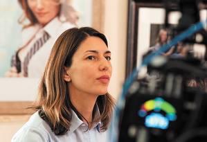 A diretora Sofia Coppola Foto: Divulgação