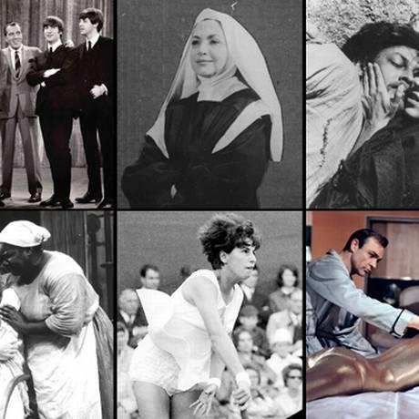 Filmes e artistas que se destacaram em 1964 Foto: Divulgação
