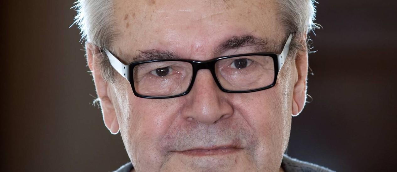 O diretor Milos Forman Foto: Martin Bureau / Agência O Globo