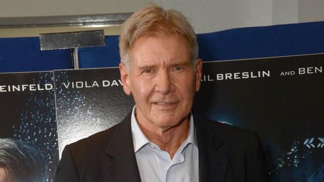 Harrison Ford também brincou sobre o seu cachê no último filme da franquia Foto: Jon Furniss / Invision/AP