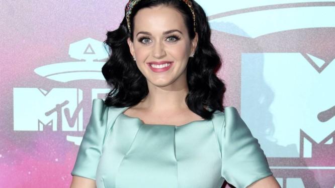 A cantora Katy Perry Foto: Joel Ryan / Invision/AP