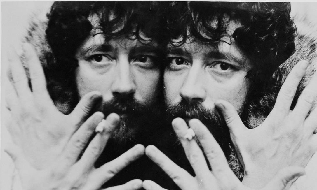 O cantor e compositor Raul Seixas, morto há 30 anos Foto: Divulgação