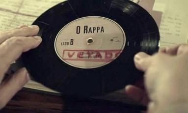 Clipe do Rappa Foto: Reprodução