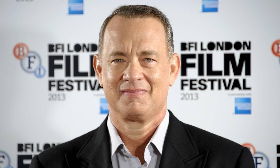 O ator Tom Hanks Foto: Jonathan Short / Jonathan Short/Invision/AP