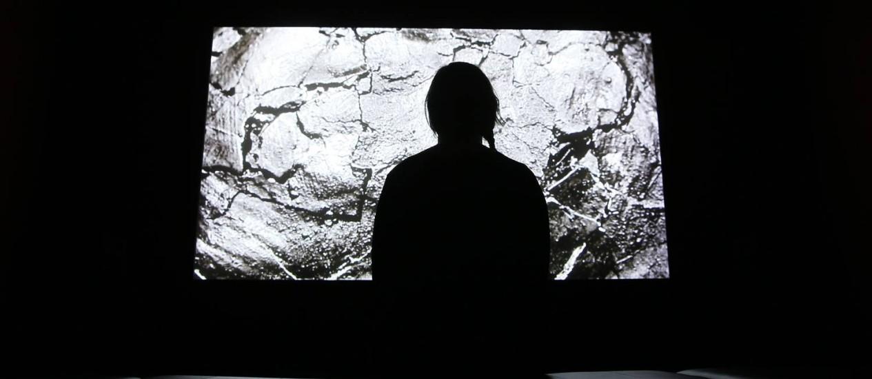 'It for others' rendeu ao artista irlandês Duncan Campbell o prêmio Turner 2014; o trabalho atualmente está exposto no Tate Britain, em Londres Foto: STEFAN WERMUTH / REUTERS