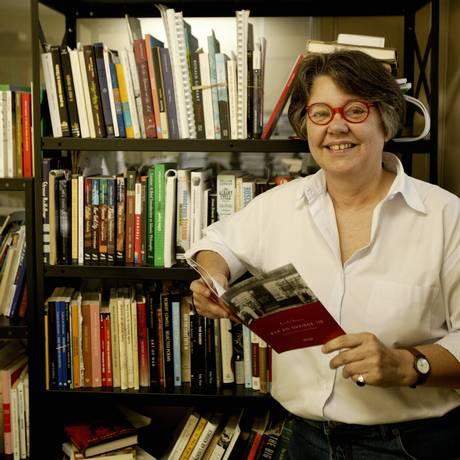 Maria Amélia Mello Foto: Leonardo Aversa / O Globo