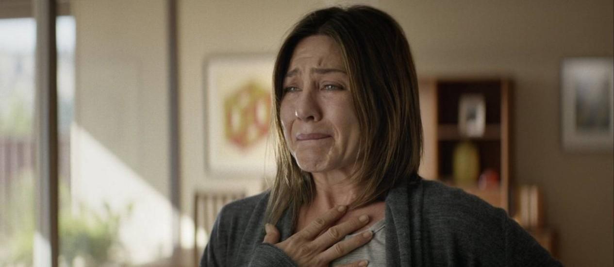 Cotada para o Oscar, Jennifer Aniston ('Cake') acabou ficando fora da disputa Foto: Divulgação