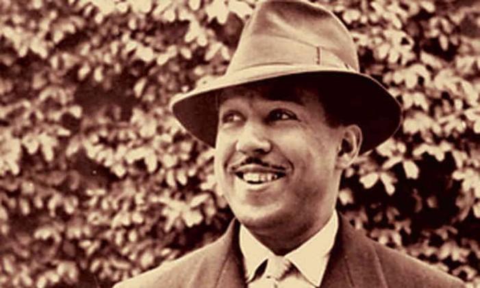 Langston Hughes, um dos autores monitorados pelo FBI Foto: Arquivo da Washington University em St. Louis (WUSTL)