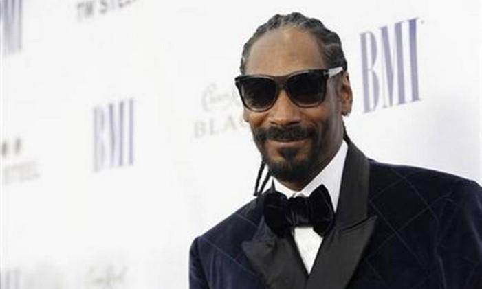 Snoop Dogg afirma que não se arrepende sobre maneira de tratar mulheres nas letras dos raps Foto: Mario Anzuoni / Reuters