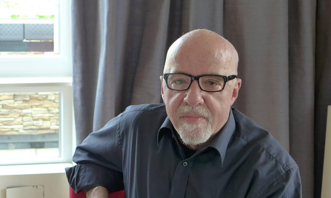 O escritor Paulo Coelho Foto: Divulgação