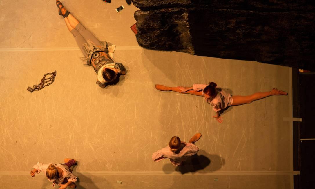 Mesmo com as crises internas, o Bolshoi reserva ao público o que tem de melhor: o grande repertório clássico defendido com o vigor e virtuosismo que são sua marca registrada Daniel Marenco / Agência O Globo