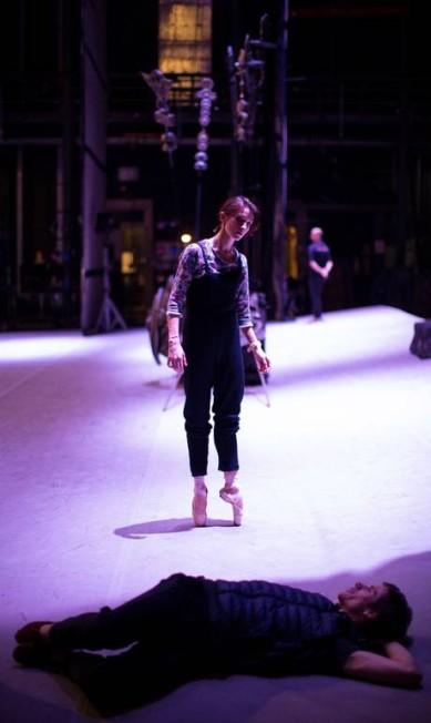 Seis alunas da brasileira Escola do Teatro Bolshoi no Brasil se juntarão aos bailarinos russos na atual turnê de 'Giselle' pelo Rio e por São Paulo Daniel Marenco / Agência O Globo