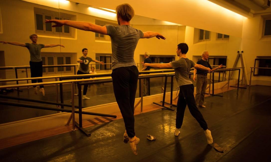O Balé Bolshoi traz para o palco do Theatro Municipal do Rio as obras 'Giselle' e 'Spartacus' este mês Daniel Marenco / Agência O Globo