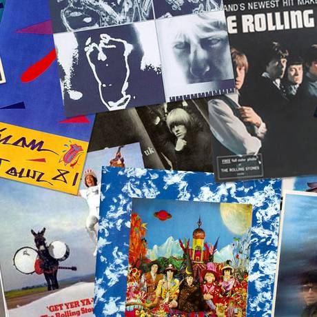 'Exhibitionism': exposição dos Rolling Stones roda o mundo a partir de abril de 2016 Foto: Divulgação