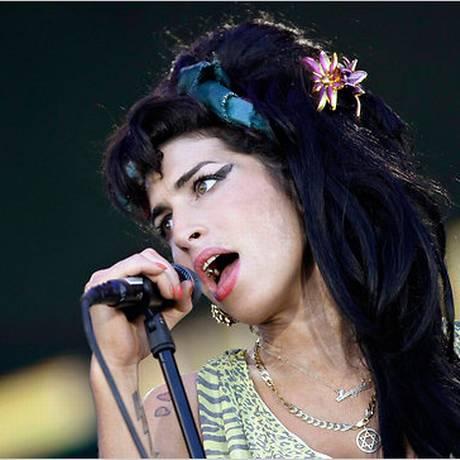 Universal se desfaz de materiais inéditos de Amy Winehouse Foto: Juan Medina / Reuters
