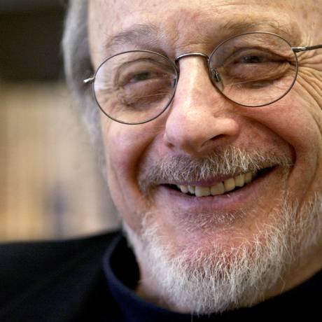 O escritor E.L. Doctorow Foto: Mary Altaffer / AP