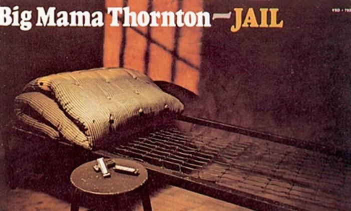 Capa do disco 'Jail' Foto: Divulgação