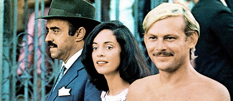 Cena do filme 'Dona Flor e seus dois maridos', de Bruno Barreto Foto Foto: Agência O Globo