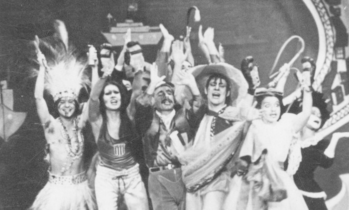 """'O rei da vela"""", de 1967 Foto: Terceiro / Agência O Globo"""