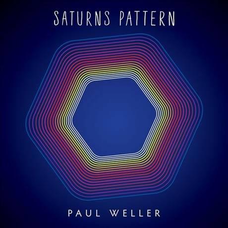 Capa do álbum 'Saturns pattern', de Paul Weller Foto: Reprodução