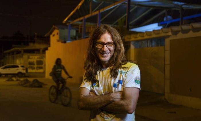 Severino Rosa do Nascimento, conhecido como Dida, administrador da Casa Donana Foto: Leo Martins / Agência O Globo