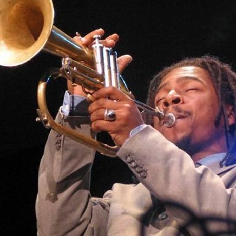 O trompetista de jazz Roy Hargrove Foto: Divulgação