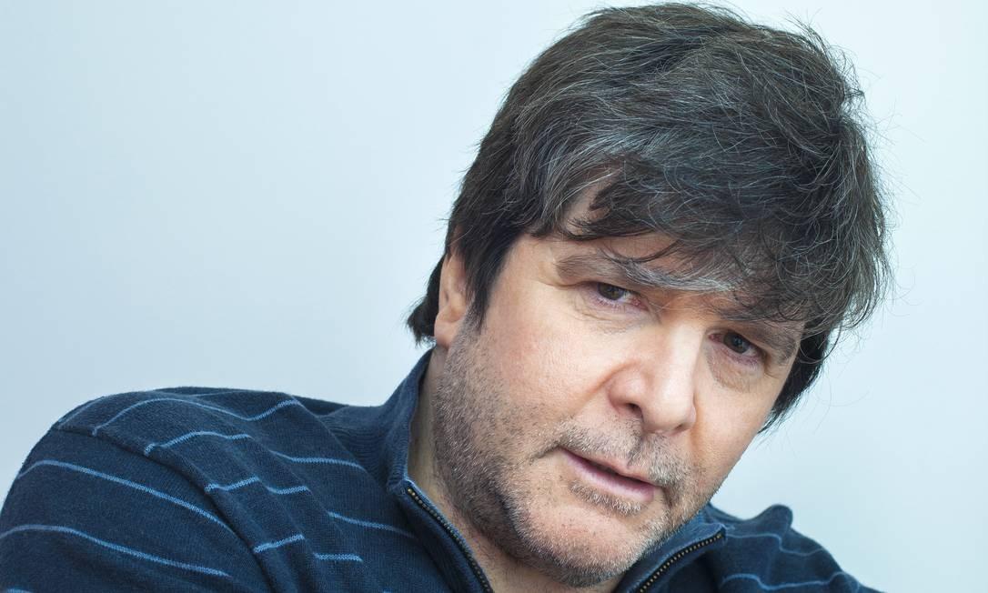 O escritor Marcelo Rubens Paiva Foto: Renato Parada