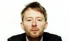 O músico Thom Yorke, do Radiohead Foto: O Globo