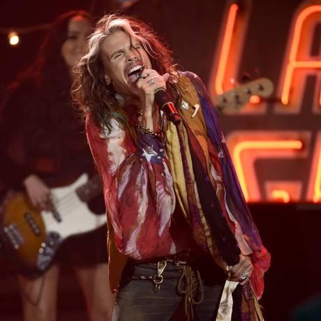 Steven Tyler está dialogando com música country atualmente Foto: Chris Pizzello / Chris Pizzello/Invision/AP