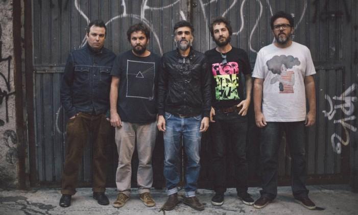 O grupo Cidadão Instigado Foto: Haroldo Saboia / Divulgação