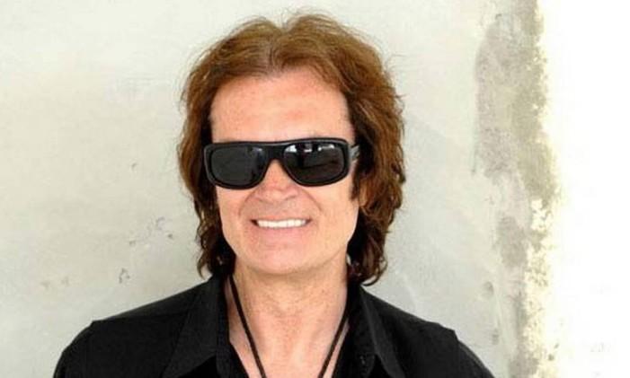 Cantor e baixista inglês Glenn Hughes, ex-integrante dos grupos Deep Purple e Trapeze. Foto: Divulgação