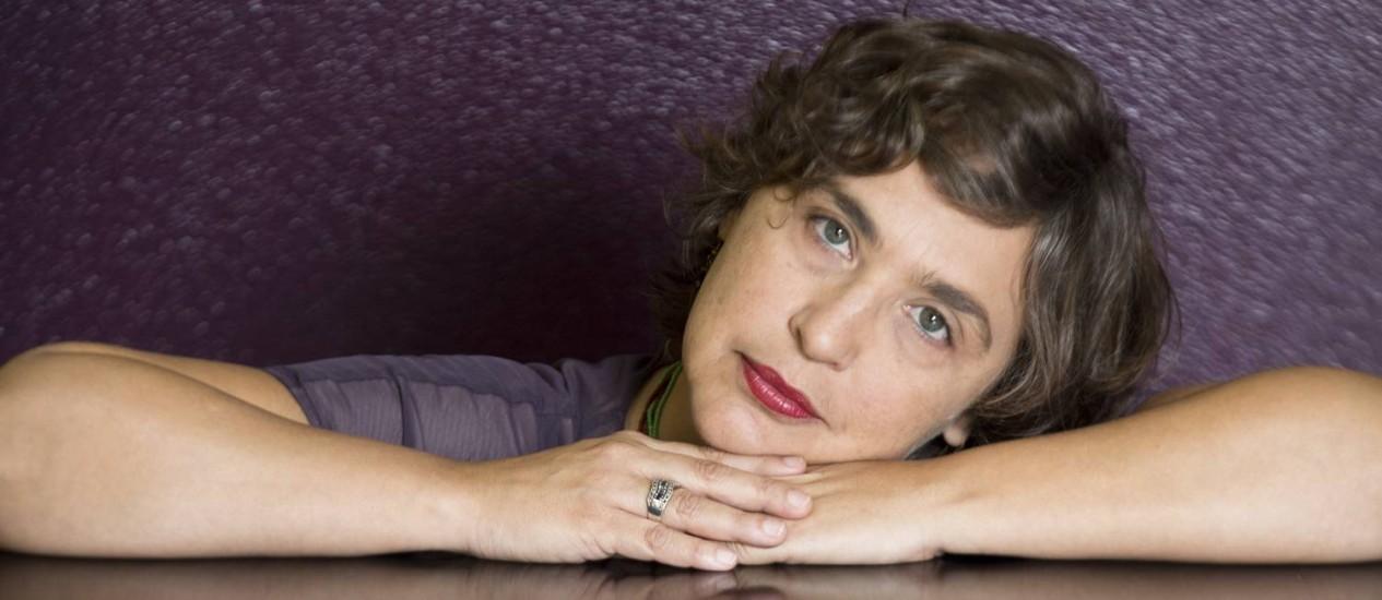 Marcia é autora de de peças premiadas como 'Assassinas por amor' e 'Eles não usam tênis naique' Foto: Ana Branco / Agência O Globo