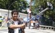 Os bastões de selfie vão ter de ficar em casa durante o Rock in Rio
