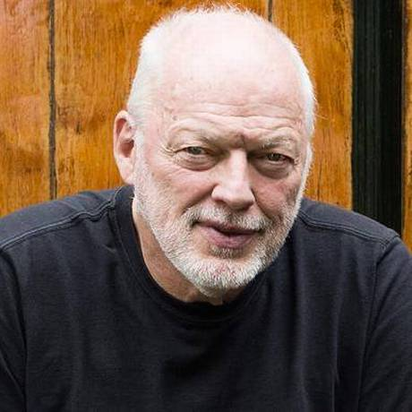 O músico David Gilmour Foto: Reprodução/Facebook