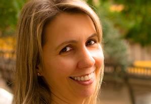 Bibiana Simionatto, a Irka Barrios é uma das autoras vencedoras do concurso Brasil em Prosa Foto: Divulgação