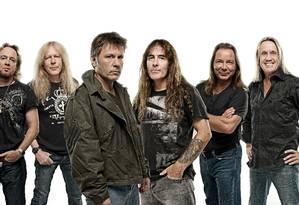 O Iron Maiden Foto: Divulgação/JOHN McMURTRIE