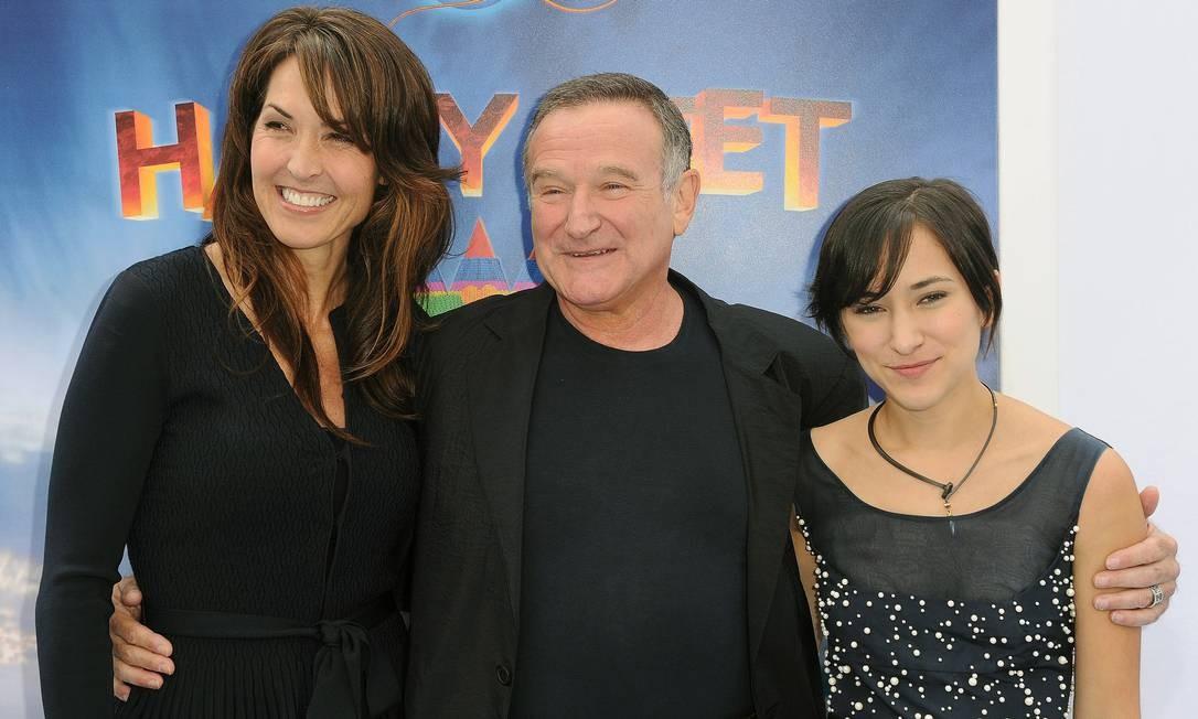 Letra Da Musica Filha Vc Me Faz Sentir A Vida: Filha De Robin Williams Diz Que Não Se Ressente Mais Pela