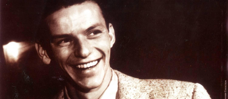 Frank Sinatra Foto: Arquivo