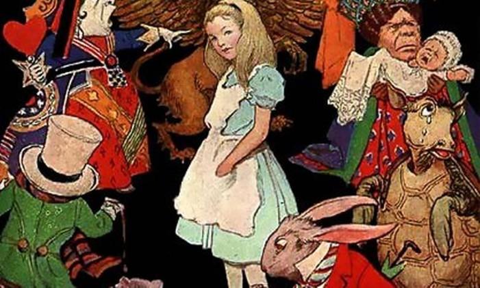 Ilustração da artista Jessie Wilcox Smith Foto: Reprodução