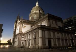 Igreja da Candelária Foto: Fernando Quevedo / Divulgação