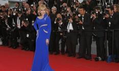 A atriz Jane Fonda Foto: BENOIT TESSIER / REUTERS