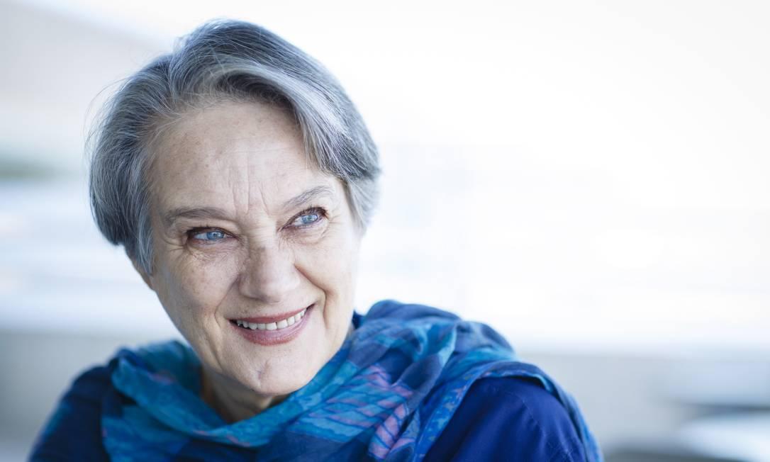 Selma Egrei, atriz da novela 'Velho Chico' Foto: Fernando Lemos