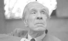 O escritor argentino Jorge Luis Borges Foto: EFE