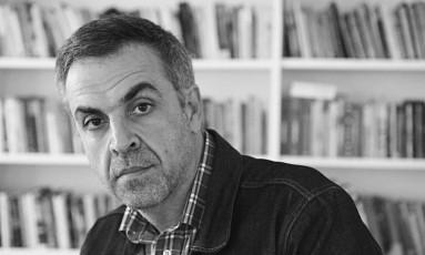 Ubiratan Muarrek, autor de 'Um nazista em Copacabana' Foto: Divulgação