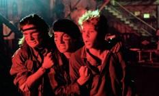 Cena do filme 'Os garotos perdidos' Foto: Reprodução