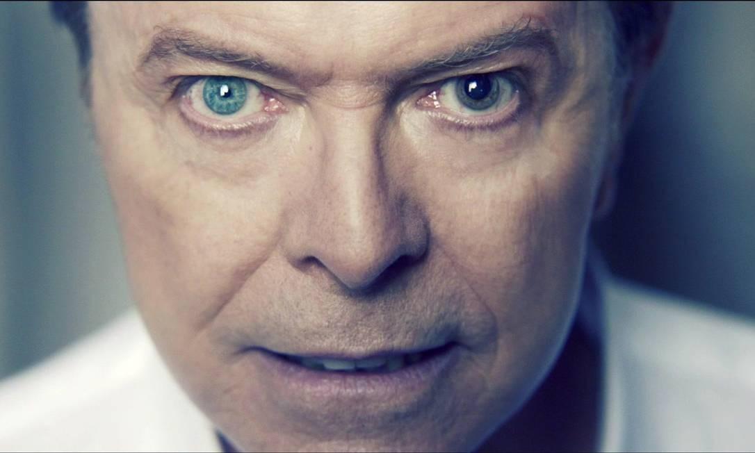 David Bowie Foto: Agência O Globo