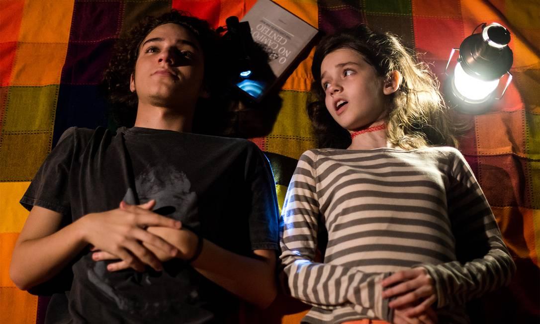 Filme 'Fala comigo', de Felipe Sholl Foto: Divulgação