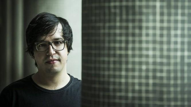 O cineasta Felipe Sholl Foto: Guito Moreto / Agência O Globo